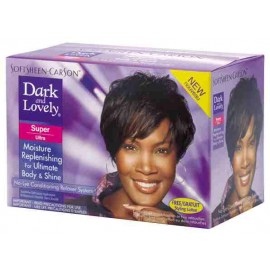 MOISTURE PLUS / RELAXER SUPER
