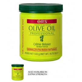 CREME RELAXER NORMAL - ORS -OLIVE OIL